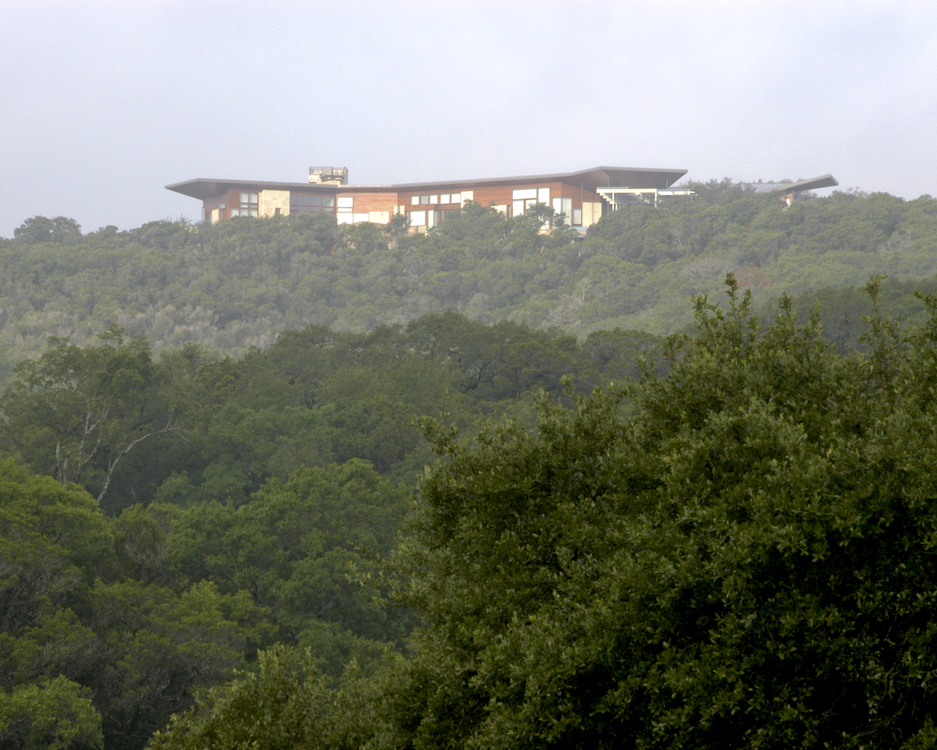 Heymann_Hill House, Austin, from north copy
