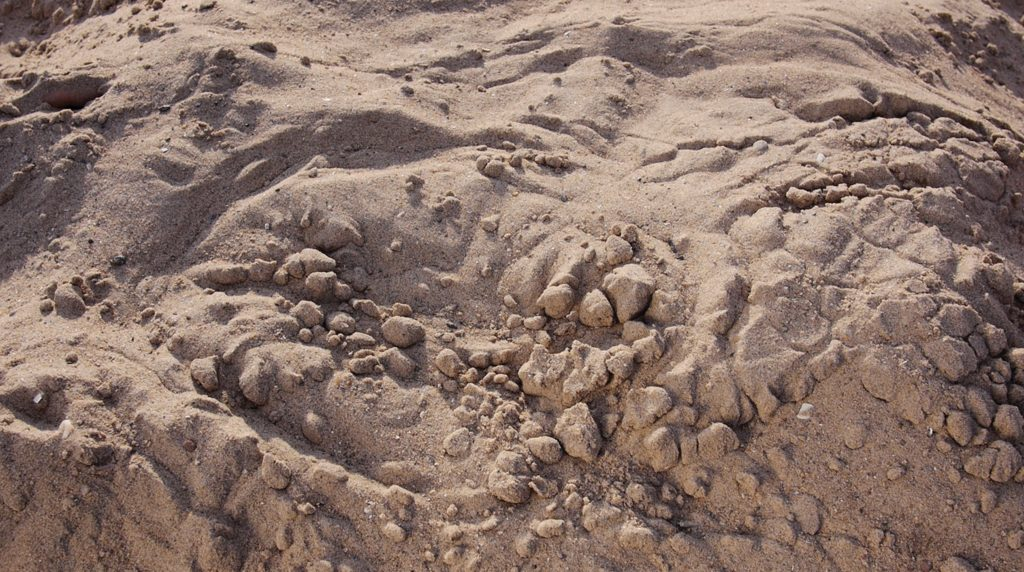 Janaye Brown, Rocks with Salt, 2014